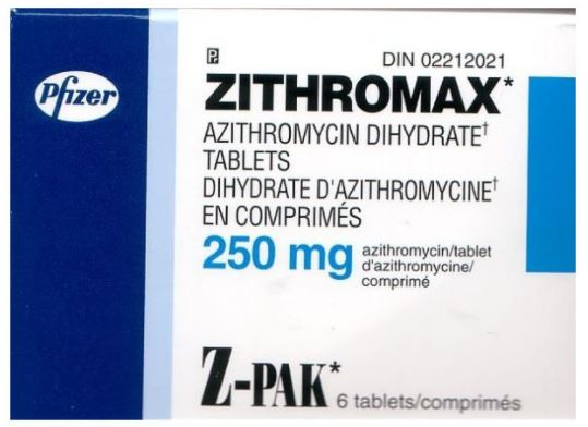 zithromax 250mg